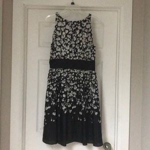 White House Black Market Dresses - Spring/Summer Silk Tea Dress